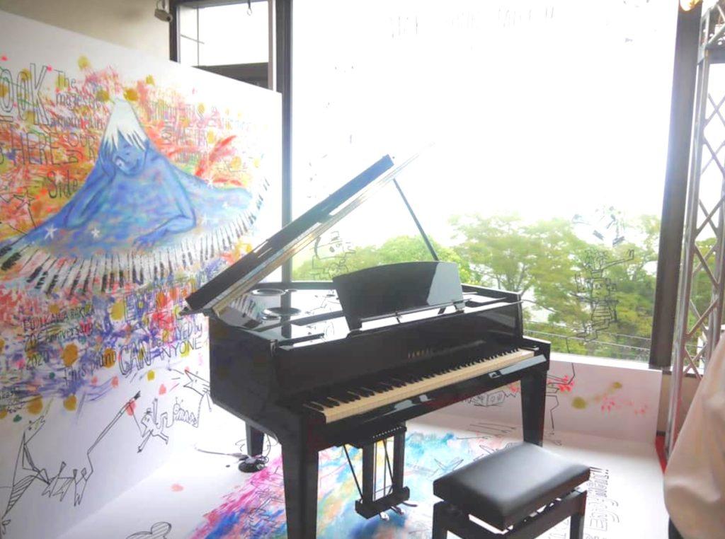 ヤマハのアバングランドは高級電子ピアノ