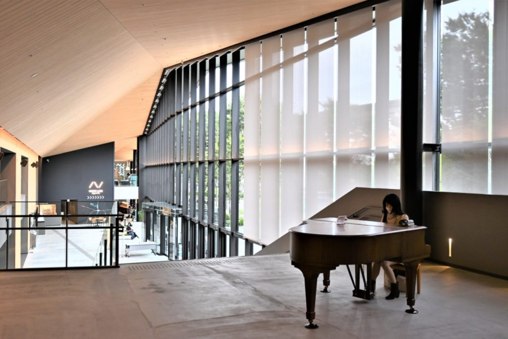 steinway and sons 立川